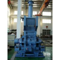 Buy cheap Hermetic Type Intermeshing Rotor rubber internal mixer with Cooling water from wholesalers