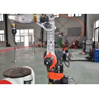 Buy cheap Multistation CO2 Welding Robot  Electric Drive 1400mm Max Reach Fully Digital from wholesalers