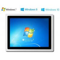 Buy cheap Atom N2800 Multi Touch Panel PC Wide Temperature with Anti-vandal water-proof from wholesalers