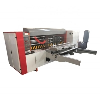 Buy cheap Lead Edge Rotary Die Cutting Machines Required For Corrugated Boxes from wholesalers