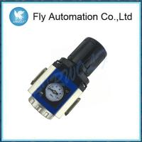 Buy cheap Lubricator Drain Type Air Filter Regulator Gr300-10 3 / 8 Aluminum Alloy Frl Unit from wholesalers