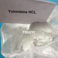 Buy cheap Sex Enhancement Supplements Yohimbine Raw Powder Strong Effect CAS 65-19-0 from wholesalers