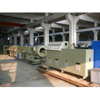 China PPR Plastic Pipe Extrusion Production Line (GF Series) on sale
