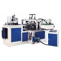Buy cheap Automatic Soup Container Paper Lid Making Machine 2265 X 1898 X 1575mm from wholesalers