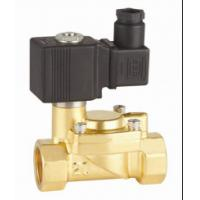 "China Normally Open Pressure Electric Water Solenoid Valve 3/8"" ~ 3""For Liquid Oil Medium on sale"