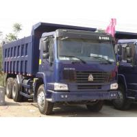 Buy cheap 30tons loading Sinotruk 336hp dump truck with HW15710 gearbox and strong axles and parts free from wholesalers