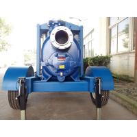 Buy cheap Diesel engine trailer water centrifugal pump from wholesalers