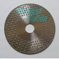 Electroplated diamond cutting bale / cutting disc(HK-ES7)