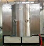 Buy cheap Ceramic Tiles Titanium Nitride Coating Machine Vacuum Coating Single Doors from wholesalers