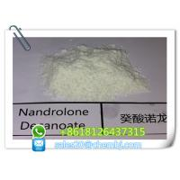 Buy cheap 99 % High Purity Steroid Nandrolone Decanoate Powder Muscle Gain Injectable Steroid Liqiud CAS 360 - 70 - 3 from wholesalers