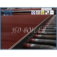 Buy cheap High Exchange CFB Boiler Fin Tube , Finned Radiator Pipe Extruded For Economiser from wholesalers