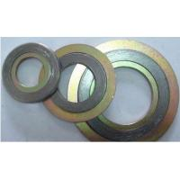 Buy cheap High Quality Flange Gasket, High Quality B16.20 Spiral Wound Gasket from wholesalers