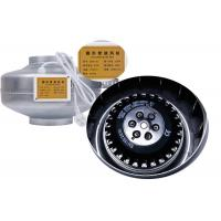Buy cheap 120V / 220V Centrifugal Inline Duct Fan , 6 Inch Hydroponic Fan Light Weight from wholesalers