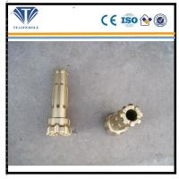 Buy cheap Flat Spherical Dth Drilling Tools Gold Color Durable Thrc Series DTH Bits product