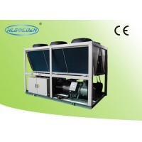 Buy cheap Commercial 60Ton Air Cooled Screw Chiller Refrigeration For Air Conditioner from wholesalers