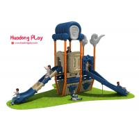 Buy cheap Handstand Dream Cloud Kids Outdoor Playset , Kids Playground Slide Customized Color product