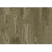 Buy cheap Fashionable Smooth Pvc Flooring Materials Wood Effect Conform To Production Process SGS from wholesalers