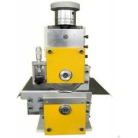 Buy cheap Hand Push PCB Depaneling Machine With Durable High Speed Steel Circular Blades from Wholesalers