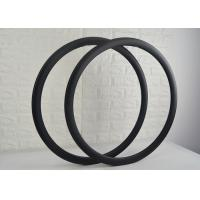 Buy cheap 23mm Width Tubeless Carbon Mountain Bike Rims 570mm ERD With Basalt Braking Surface from wholesalers