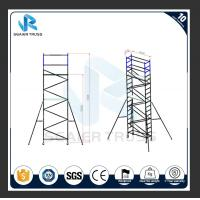 Buy cheap Steady Adjustable Aluminum Plank , Dia 50mm Aluminum Alloy 6m Scaffold Tower from wholesalers