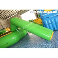 Buy cheap Inflatable Water Slider,inflatable Aqua Park from wholesalers