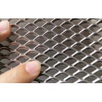 Buy cheap Stainless Steel Expanded Metal Diamond Wire Mesh 0.5mm-15mm Thickness For Filter from wholesalers