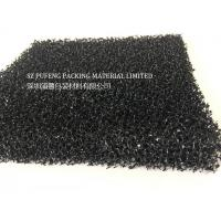 Buy cheap Coarse Filter Sponge Dust Filter Foam Activated Carbon Filter Material Die Cut from wholesalers