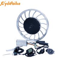 Buy cheap High Torque E Bike Dc Hub Motor Electric Bike Conversion Kit 20 Inch Wheel Size from wholesalers