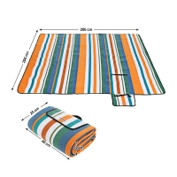 Buy cheap XXL Flannel Fabric Packable Picnic Blanket Waterproof Picnic Equipment from wholesalers