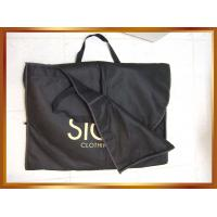 Buy cheap Customized Black Silk - screen PP Non Woven Suit Cover Storage Travel Carrier Bag from wholesalers