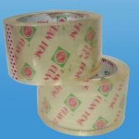 Buy cheap 48mm cello Biaxially Oriented Polypropylene film wide packing tape from wholesalers