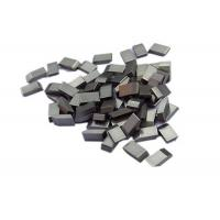 Buy cheap K10 / K20 Tungsten Carbide Tool Tips Of JX3016 JX5316 JX16530 Abrasion Proof from wholesalers