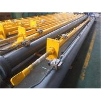 Buy cheap QPPY Flat gate Max Diameter 1200mm Hydraulic Engine Hoist from wholesalers