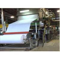 Buy cheap High speed toilet paper machine,napkin paper machine,tissue paper making machine from wholesalers