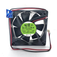 Buy cheap 2 Line 8025 PUDC24Z4R DC 24V 0.1A 2.4W Inverter Cooling Fan from wholesalers