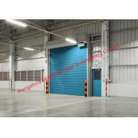 Buy cheap Insulated Factory Electric Rolling Gate Industrial Lifting Doors For Warehouse Internal And External Use from wholesalers