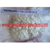 Buy cheap Natural Vardenafil ED Pills / CAS 224785-91-5 Levitra Hormone Powder Sex Drugs from wholesalers
