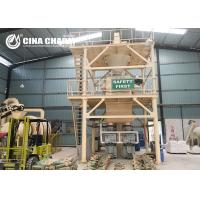 Buy cheap Saving Time Dry Mortar Plant , Automatic Ready Mix Plaster Plant 20-25 T/H from wholesalers