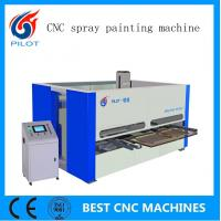 Buy cheap CNC spray painting machine for door/MDF/glass/furniture panel from wholesalers