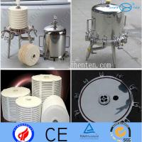 Buy cheap Residential Stainless Steel Filter Housings Cartridge Pressure Vessel from wholesalers