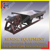 Buy cheap most advanced shaking table for gold from wholesalers