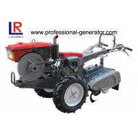 Buy cheap Hand Walking 7HP Diesel Oil Power Tiller Agriculture Machine CE / ISO Certificated product