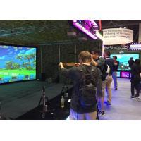 Buy cheap Popular 9D VR Simulator Electric System Hunting Equipment Gun Shooting Simulator product