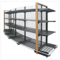 Buy cheap Durable Tool Storage Rack Shelf In Supermarket , Metal Wire Shelving Gondola Grocery Store Shelving from wholesalers