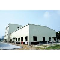 Buy cheap Excellent High Rise Building Structures For Garments Factory Or Shoes Factory from wholesalers