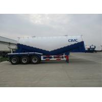 Buy cheap 5mm Thickness Cement Bulker Truck FR Container For Large Construction Sites from wholesalers