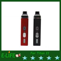 Buy cheap hebe titan 2 dry herb pen and wax vaporozer chamber herb smoking from wholesalers