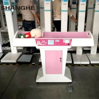 Buy cheap Bluetooth Cute Accuracy 0.1kg 100cm Child Weight Machine from wholesalers