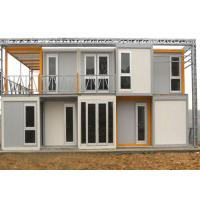Buy cheap Standard Portable Container House , Safe Comfortable Portable Living Containers from wholesalers