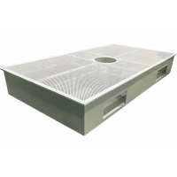Buy cheap Hospital Operation Cleanroom Laminar Flow Ceiling product